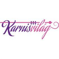 Tölgy levélkétsoros fém függönykarnis szett antik arany