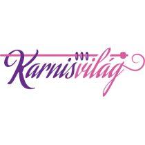 Verona  kétsoros fém függönykarnis szett szatén nikkel