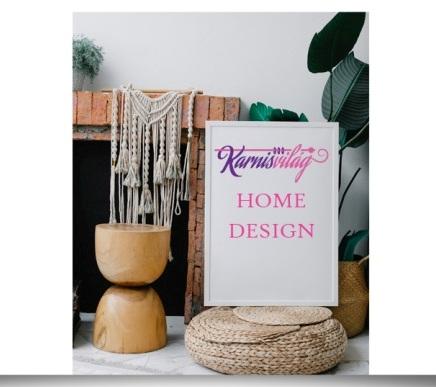 Karnisvilág Design tippek: Modern country style